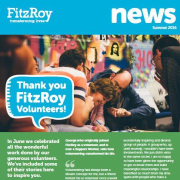FitzRoy News Summer 2016