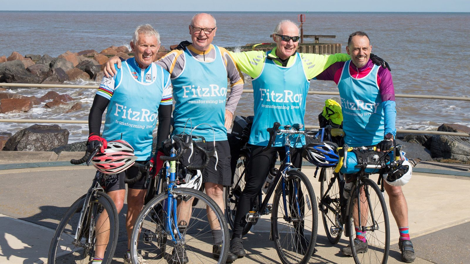 David Ritchie West to East Cycle Challenge