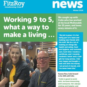 FitzRoy News Winter 2018