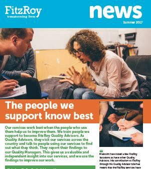 FitzRoy News Summer 2017