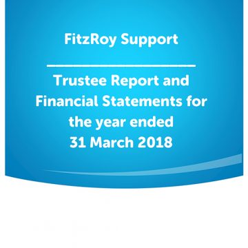 FitzRoy Statutory Accounts 2018