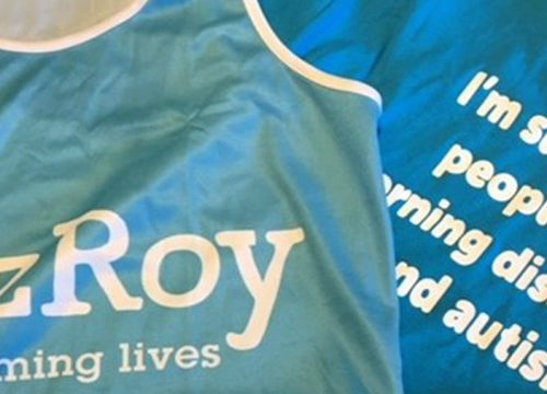 Great South Run 2018 FitzRoy Running Vests