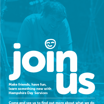 Hampshire Day Services brochure