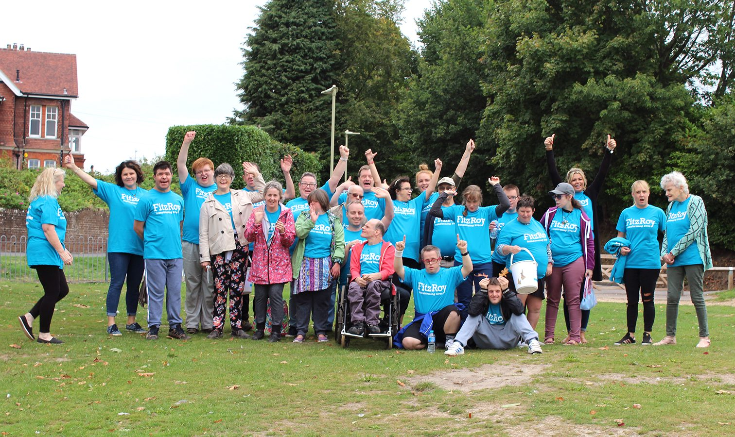 FitzRoy Sponsored Walk