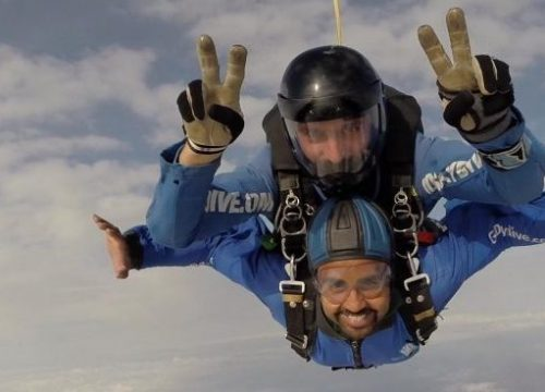Skydive for FitzRoy