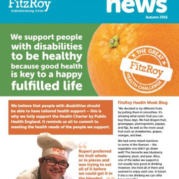 FitzRoy Autumn Newsletter 2016