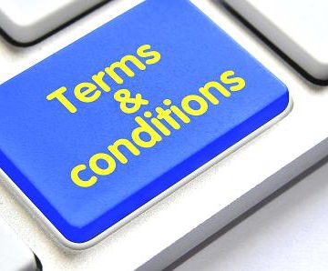 Abseiling Terms & Conditions